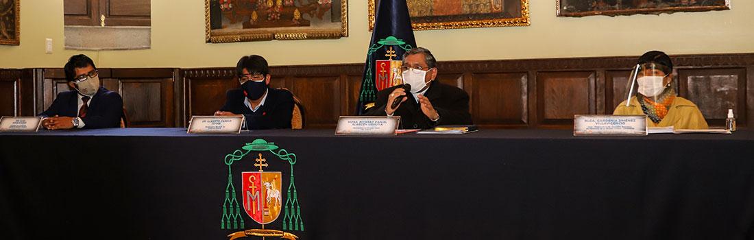 """CAMPAÑA """"RESPIRA CUSCO"""" BRINDÓ INFORME ECONÓMICO Y TÉCNICO"""