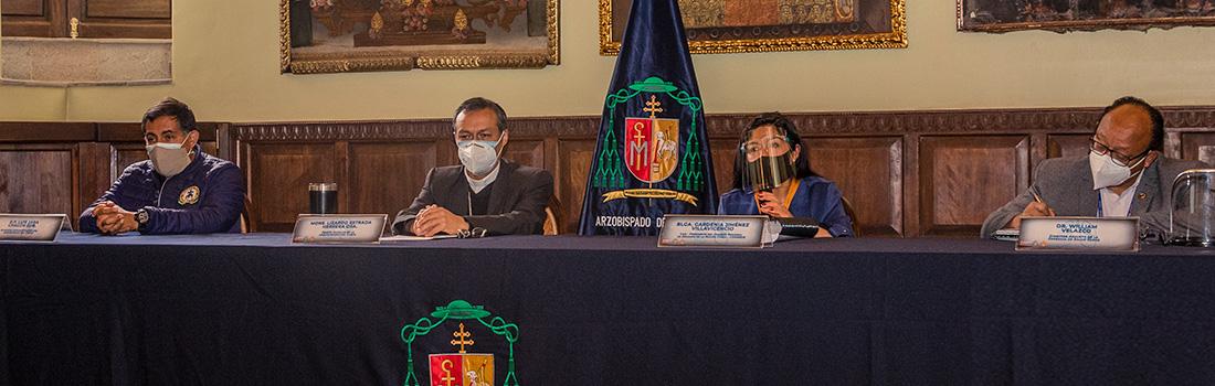 COMITÉ TÉCNICO DE RESPIRA CUSCO BRINDÓ INFORME ECONÓMICO DEL SALDO RESTANTE DE LA CAMPAÑA
