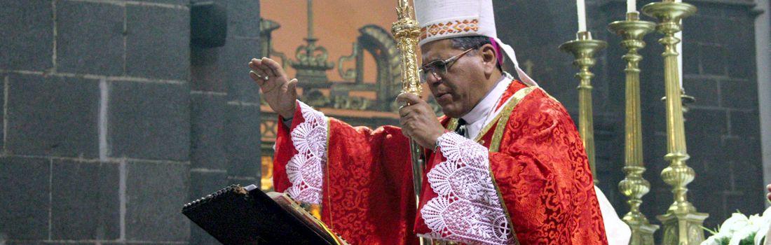 COMUNICADO: Arzobispo del Cusco dispensa a los fieles católicos de la obligación de participar de la Misa Dominical