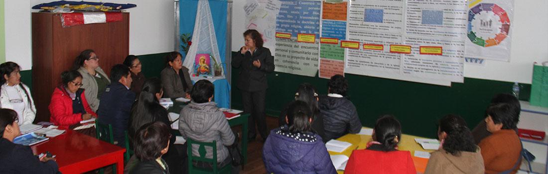 CONVOCATORIA DE DOCENTES DE NIVEL SECUNDARIO PARA OPTAR CERTIFICACIÓN DE SEGUNDA ESPECIALIZACIÓN EN EDUCACIÓN RELIGIOSA