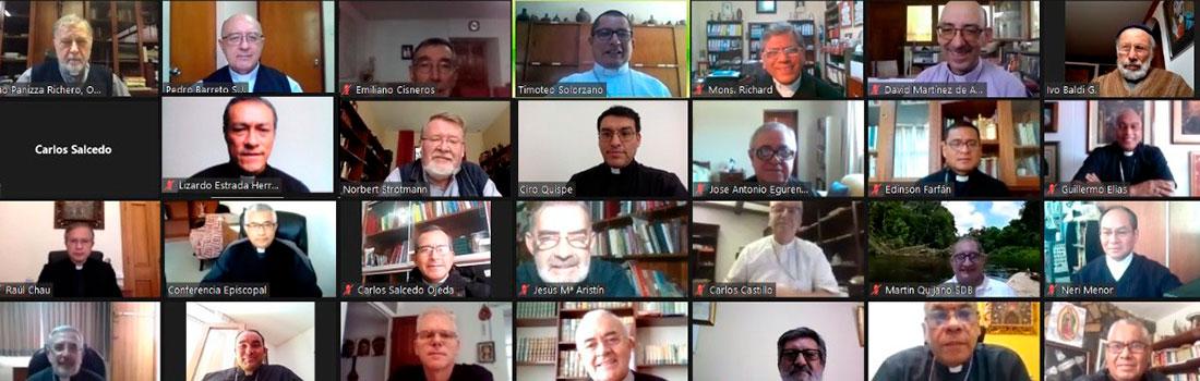 CULMINÓ LA 117ª ASAMBLEA PLENARIA DEL EPISCOPADO PERUANO