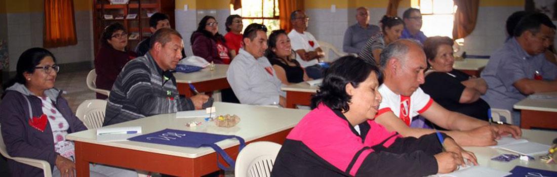 MÁS DE 60 PAREJAS ESTE 14 DE FEBRERO PARTICIPARAN DE RETIRO MATRIMONIAL EN LA PROVINCIA DE CALCA