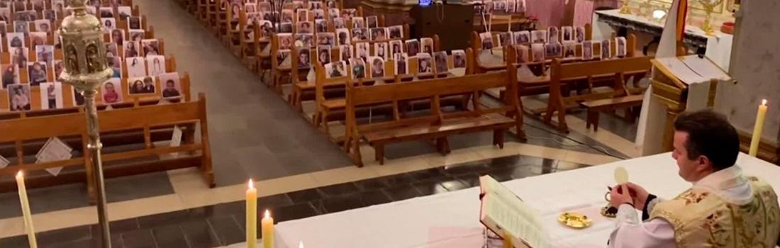 RESUCITA PERÚ AHORA: MISA EN MEMORIA DE LOS FALLECIDOS POR COVID-19