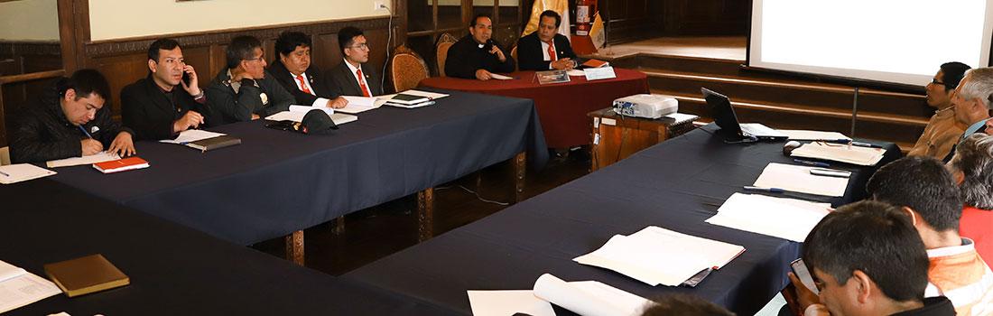 SE APROBÓ AMPLIACIÓN DEL RECORRIDO PROCESIONAL DEL SEÑOR DE LOS TEMBLORES