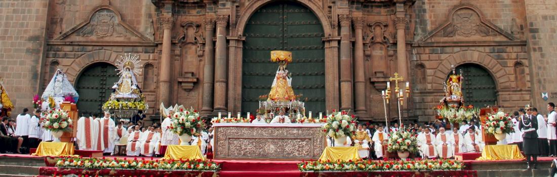 Se suspenden todas las actividades tradicionales del Corpus Christi por este año 2020.